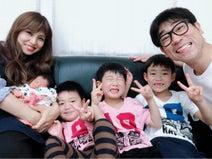 原口あきまさ、実は家族が増えていたことを報告 第4子誕生で「ますます賑やか」