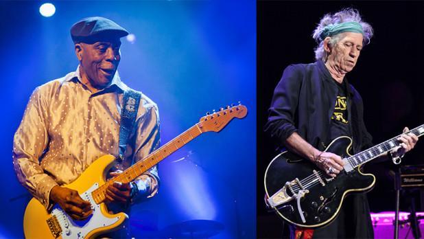 バディ・ガイの新曲「コニャック」にキース・リチャーズとジェフ・ベックが参加