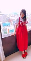 平祐奈、赤のカープコーデを披露「地元愛、素敵だなと思います」