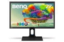 ベンキュー、デザイナー向けの27型4K UHDディスプレイ「BL2711U」を発売