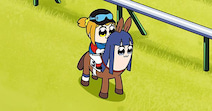 JRA、ポプテピピックの完全新作のオリジナルアニメ「ポプテピ記念」をWebで公開