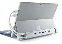 サンワサプライ、Surface Proと合体できる専用設計の多機能USBハブを発売