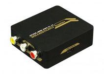 ラトック、古いゲーム機やビデオデッキをHDMI入力搭載テレビに接続できるコンバーターを発売