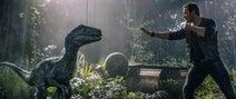 恐竜オールスターが勢ぞろい!『ジュラシック・ワールド』最新作の舞台裏映像が到着
