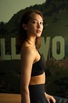 モデル兼柔術家・東あずさ、震災から7年やっと手に入れた折れない心と肉体