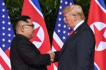過半数が北朝鮮政策支持=首脳会談、トランプ氏に好意的-米世論調査