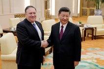 米長官、非核化完了まで制裁継続=対北朝鮮で中国けん制=
