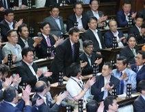 衆院内閣委員長解任案を否決