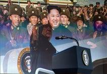 「前進か後退か」北朝鮮に迫る=米作製の映像、正恩氏お気に入り?