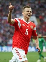 ロシアが圧勝=サッカーW杯・ロシア-サウジアラビア