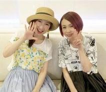 森口博子、20数年ぶりに永井真理子と再会2ショット「あの頃のままで感動」