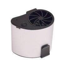 暑い夏を乗り切るための便利グッズ!服の中に風を送り込む冷却用ファン「腰ベルトファン」