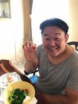 花田虎上、大量のソーセージ食べダイエットフードで帳尻合わせ「食べ過ぎで注意されたので」