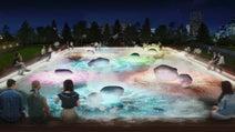 「光と霧のデジタルアート庭園」も出現する夏イベントが東京ミッドタウンで開催
