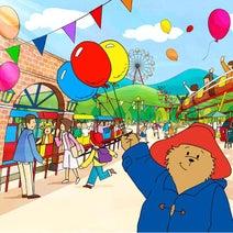 世界初!パディントンのテーマパークが7月21日(土)「さがみ湖リゾート プレジャーフォレスト」内にオープン