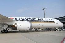 シンガポール航空、名古屋/中部〜シンガポール線でセール ビジネス10万円台、エコノミー3万円台