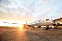 キャセイパシフィック航空、7月17日の大阪/関西〜香港線にエアバスA350-1000型機投入 商業運航として日本初飛来