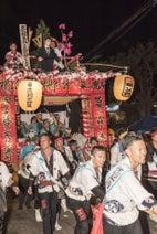秋田県秋田市で夏を彩る伝統の祭り「土崎港曳山まつり」開催