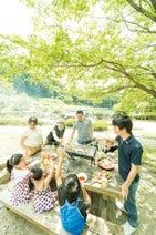夏でも涼しい!福岡・宇美で水遊びもできる日帰りBBQプラン