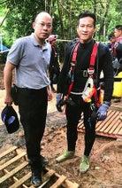 洞窟で長時間作業志願=死亡の元特殊部隊員-タイ