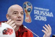 FIFA会長が総括「史上最高の大会」=日本のゴミ拾いも評価-サッカーW杯