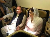 シャリフ元首相を拘束、収監=支持者が抗議デモ-パキスタン