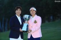斉藤裕子が5位浮上!LPGA会長・小林浩美は予選落ち【第1回全米シニア女子オープン】