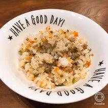 夏野菜で栄養UP!週末お昼ごはん「パプリカピーハン」【野菜嫌いの幼児食】#4