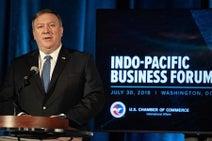 インド太平洋に125億円投資