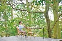 スイーツがごほうび!緑の山上カフェとお寺、遊園地を巡る奈良の1日ハイキング