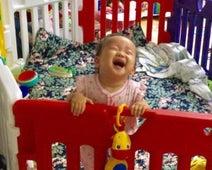 金田朋子、娘と夫・森渉の昼寝を隠し撮り「親子だなぁ~~(笑)」