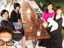 薬丸裕英の自宅で、松本伊代・早見優ら『花の82年組』同期会BBQ