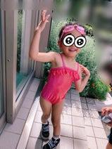 藤本美貴、娘のこだわり溢れるコーディネートを公開「まつげ付きのゴーグルを」