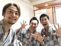 駿河太郎、ずっと笑ってた男3人旅「最高に楽しい旅になりました!!」