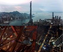 あの世界一高い建物の建築家が監修!「スカイスクレイパー」超高層ビルの内部映像
