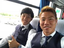 遠藤航、北海道から移動した事を報告「僕たち選手に出来る事は」