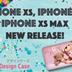 オリジナルのスマホケースが作れる「デザインケース」がiPhoneXS・XS Max・XRに対応