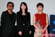 『殺る女』主演の知英を武田梨奈が褒めちぎり「天然記念物のよう」