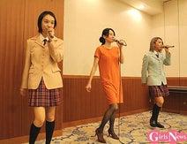 制服向上委員会、前リーダー・野見山杏里の21歳バースデーを祝福する定期公演