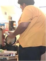 お笑いコンビ・まんぷくフーフー、夫が60kgの減量から激リバウンド ビフォーアフター写真公開