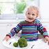 緑の野菜を吐き出してしまう2歳児、このままで大丈夫?