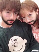 """杉浦太陽、妻・辻希美との""""メガネ&髭""""ショットを公開「髭モニw」"""