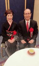 戸田恵子、王貞治との2shotを公開「お写真をおねだりしました」