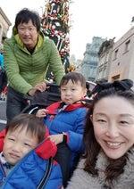 小原正子、家族全員で初めてのUSJを満喫「めっちゃ楽しかったーー」