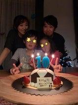 金子貴俊、10歳を迎えた息子が誕プレに大号泣「とっても心温まる」