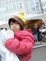 遠藤航、子どもたちとクリスマスマーケットを満喫「楽しく過ごせました」