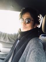 稲垣吾郎、ドライブ中の自撮り写真に「素敵」「隣に座っているみたい」の声