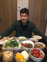 亀田和毅、妻・シルセさんの美味しい手料理に「心強い!」と感謝