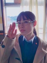瀧本美織『刑事ゼロ』眼鏡ショット披露に「メガネ美人」「超絶可愛い」の声