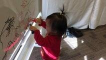 金田朋子、やんちゃな娘の成長ぶりに「大変なことになってます」
